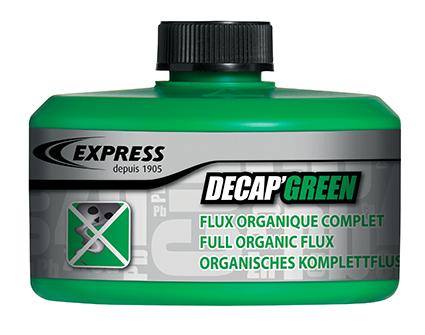Express Decap Green Fluss