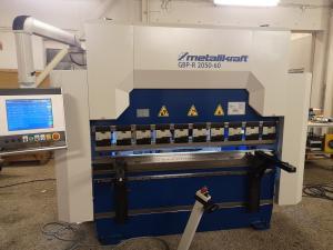 Kantpress Metallkraft GPB-R 60 2050