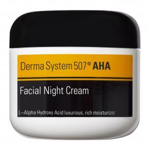Derma System 507 AHA nattkräm