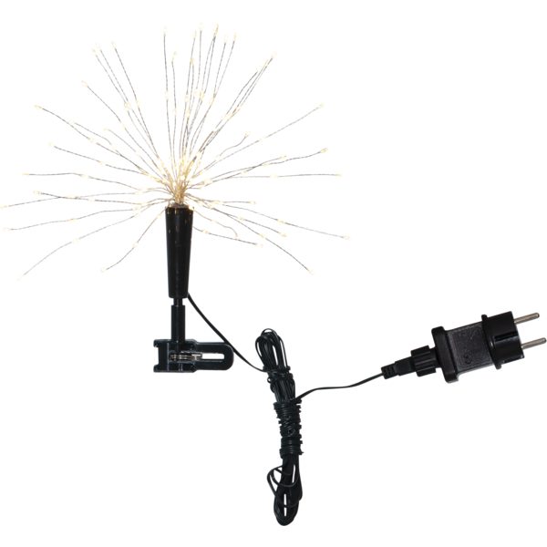 Firework Tree Top Star