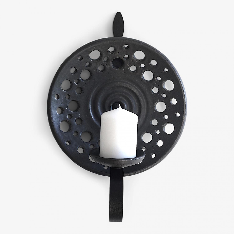 Isgärde Lampett ∅23cm, svart