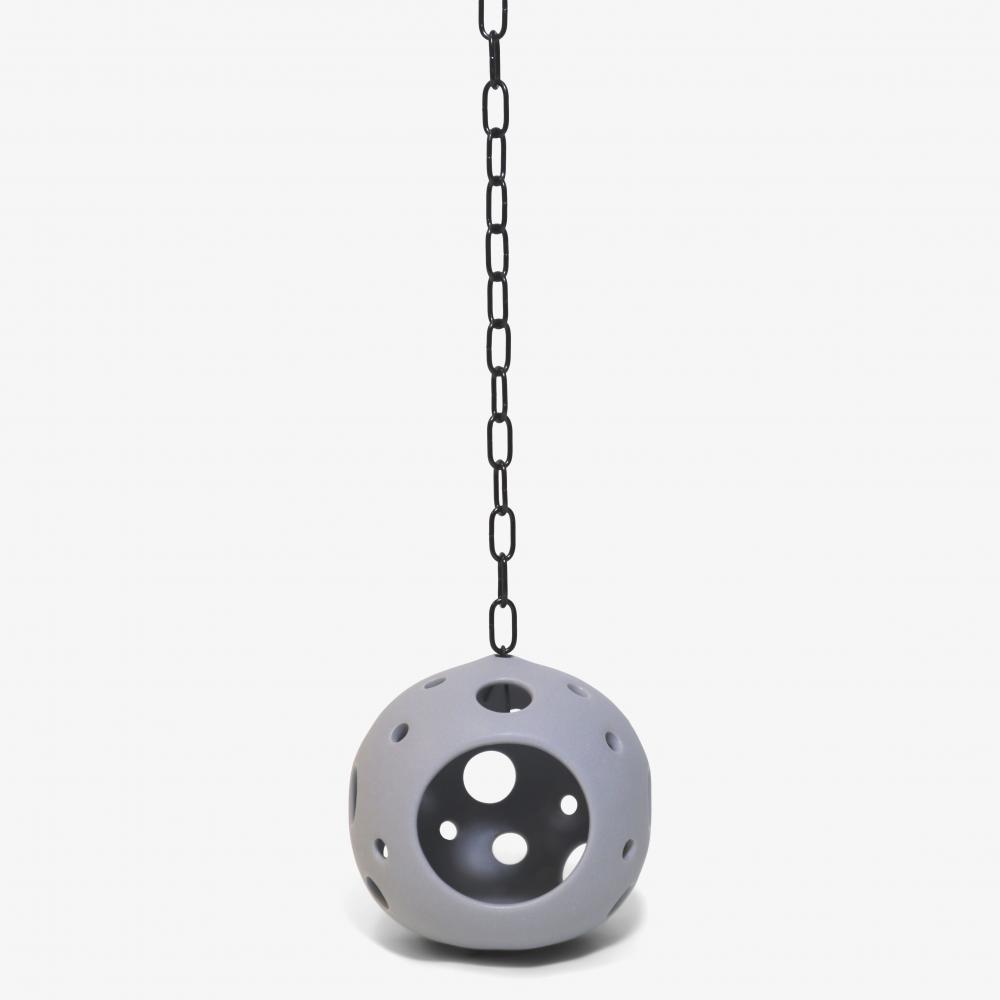 Kleva Ljusboll ∅10cm, grå