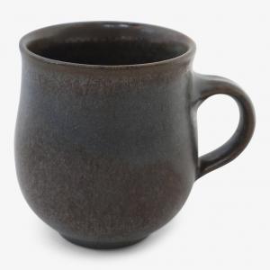 Kalkstad kaffemugg med öra