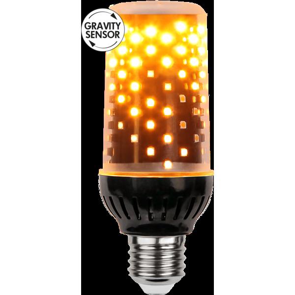 FLAME LAMP E27