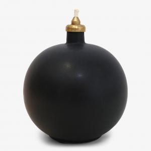 Ekerum Oljelampa ∅12cm, svart
