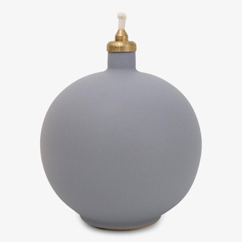 Ekerum Oljelampa ∅12cm, grå