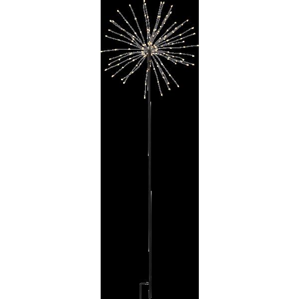 UTOMHUSDEKORATION FIREWORK OUTDOOR 120cm