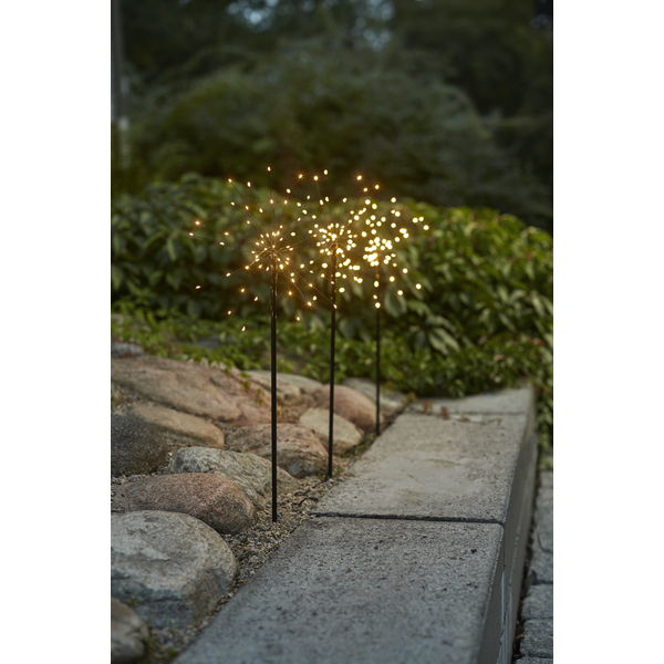 Firework outdoor 3x65cm LED