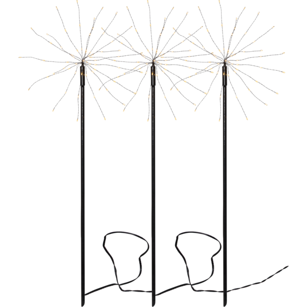 Firework outdoor 3x65cm LED