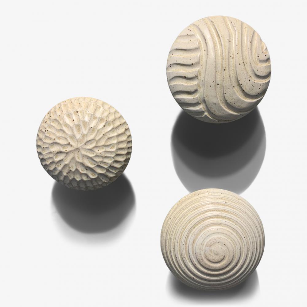 Saxnäs Klädkrok 3-pack, Sand