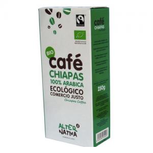 Ekologiskt malet kaffe, Chiapas, 250 g