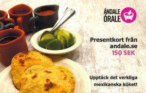 Presentkort från andale.se