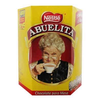 Chocolate Abuelita 360g (10 tablillas/bars av 36 g)