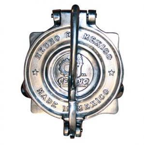 Aluminium tortillapress för att göra tortillas, 22,5 cm diameter - NY!