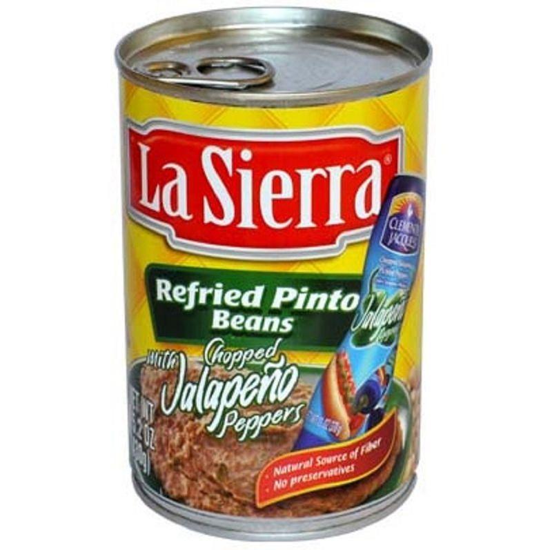 La Sierra Bönröra av Bruna Pinto Bayo Bönor Med Jalapeno