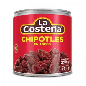 Chipotles i adobo sås, La Costena, 220 g