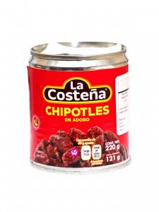 Chipotles i Adobo Sås, La Costeña, 220g