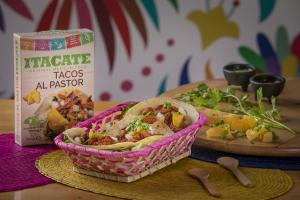 Tacos al pastor, ITACATE, 300 g