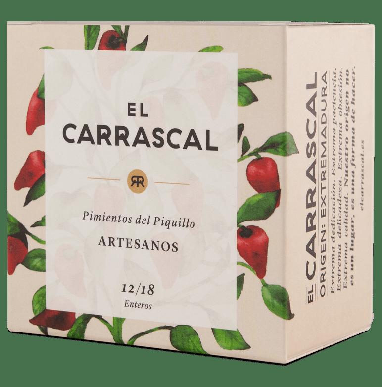 """Paprika """"pimientos del piquillo"""", El Carrascal, 255 g"""