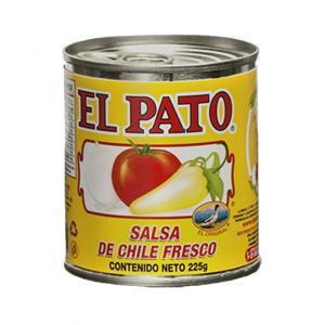 El Pato sås, 225 g