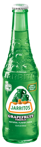 Jarritos Grapefrukt, 370 ml