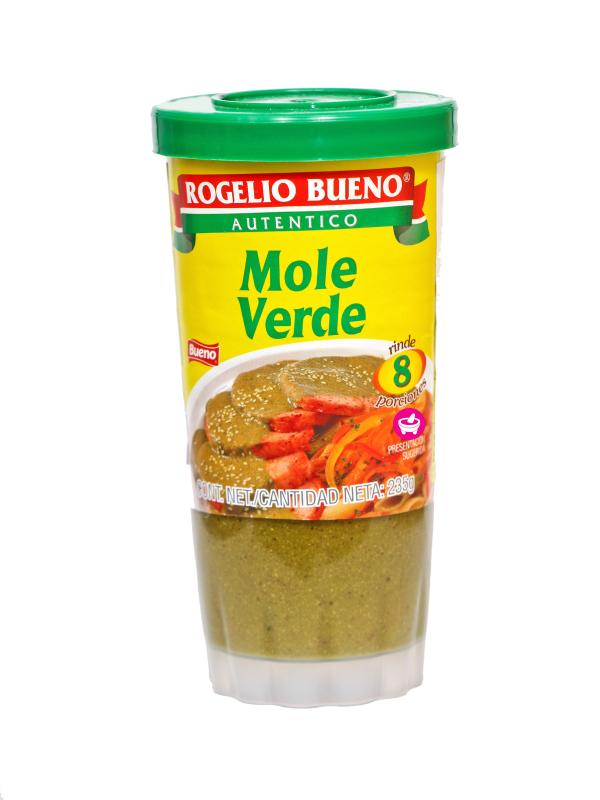 grön mole, mexikansk sås