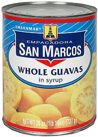 GUAVA i sockerlag, San Marcos, 800g
