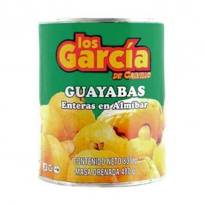 GUAVA i sockerlag, Los García, 800g