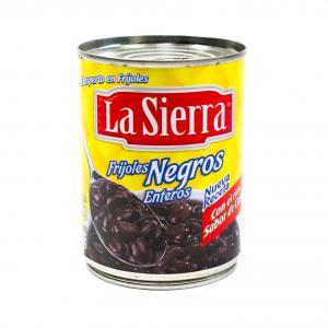 Hela Svarta Bönor La Sierra