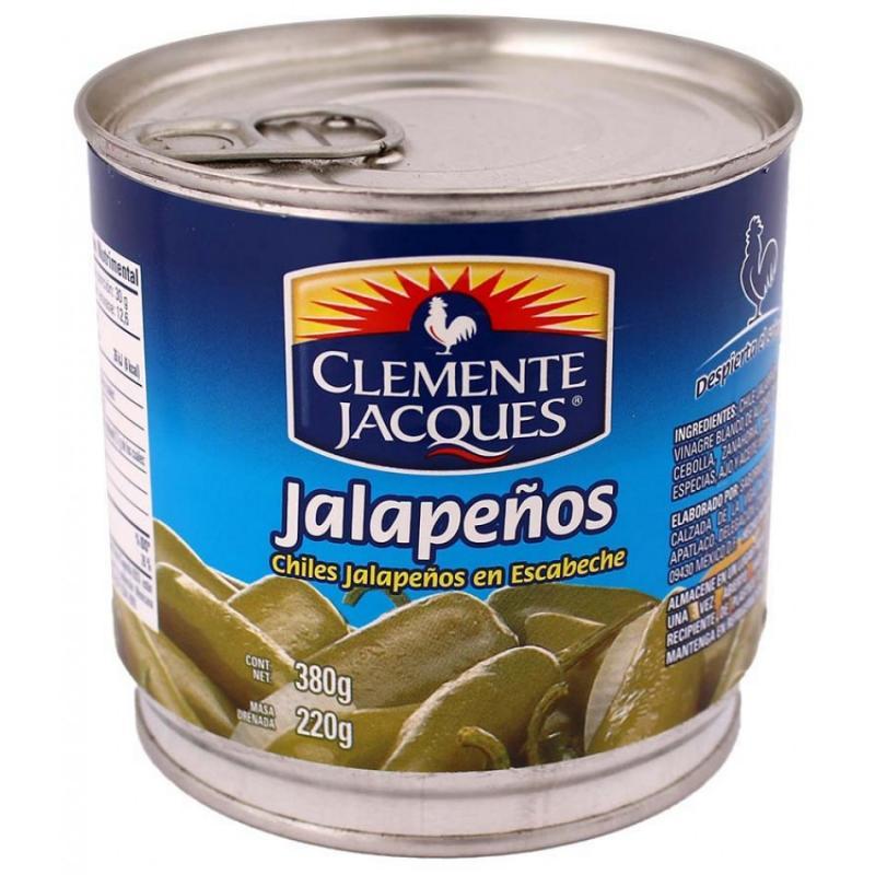 Clemente Jacques Hela Jalapeno Chili