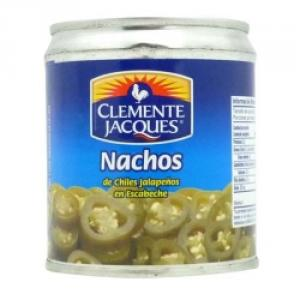Clemente Jacques Nachos av Chili Jalapeno