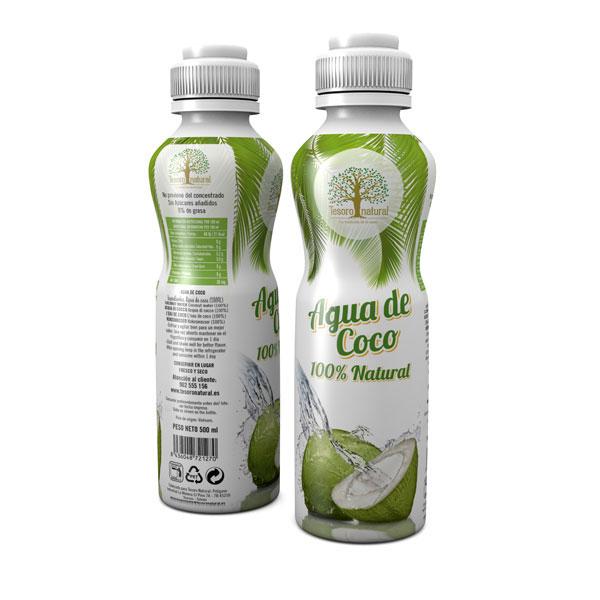 Kokosvatten, 500 ml