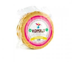 Gul Majstortilla Komali, 12 cm i diameter