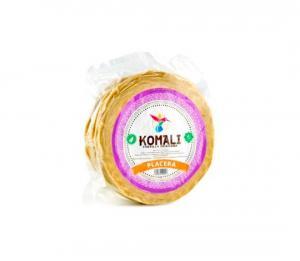 Majstortilla Komali, 10 cm i diameter