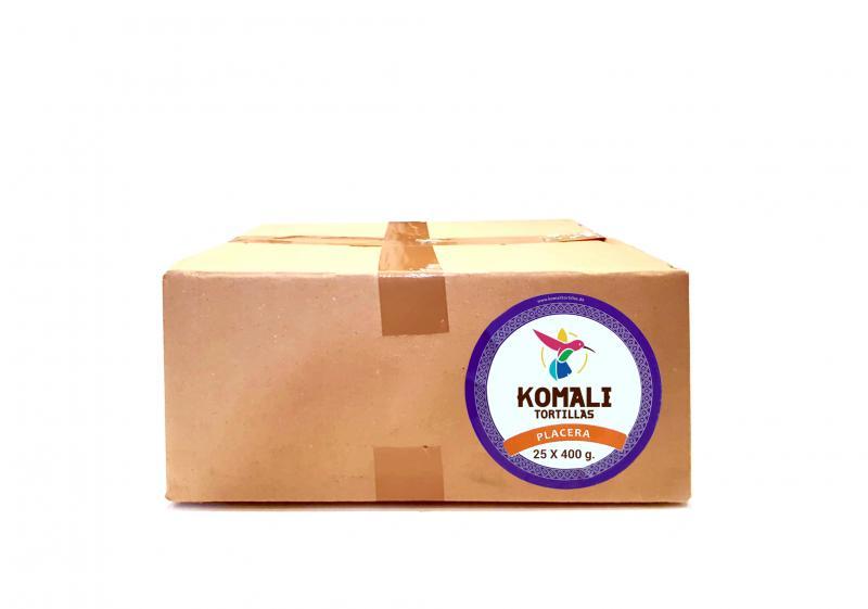 Gul Majstortilla Komali, 10cm i diameter, 10 kg