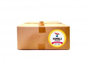 Äkta Majstortilla Komali, 15cm i diameter, 10 kg