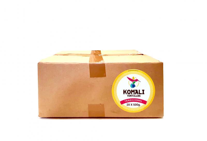 Majstortilla Komali, 15cm i diameter, 10 kg