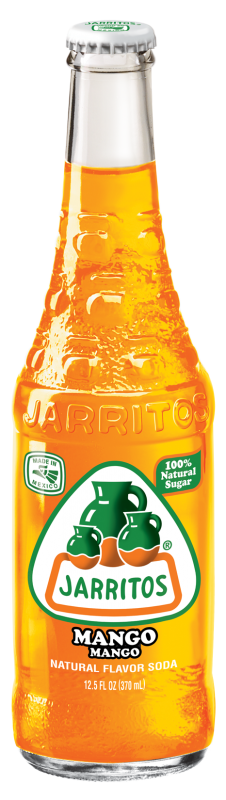 Jarritos Mango, 370 ml