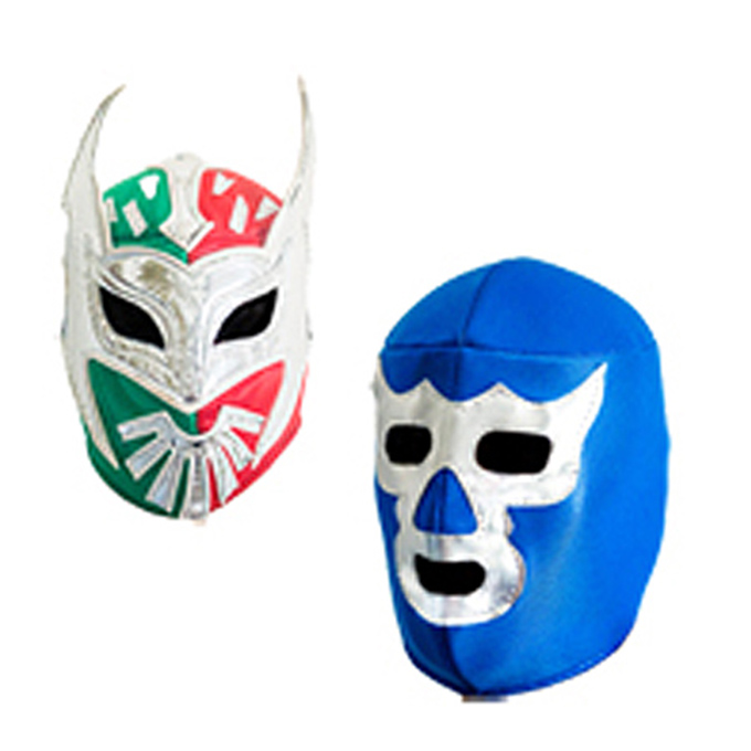 Luchador libre mask