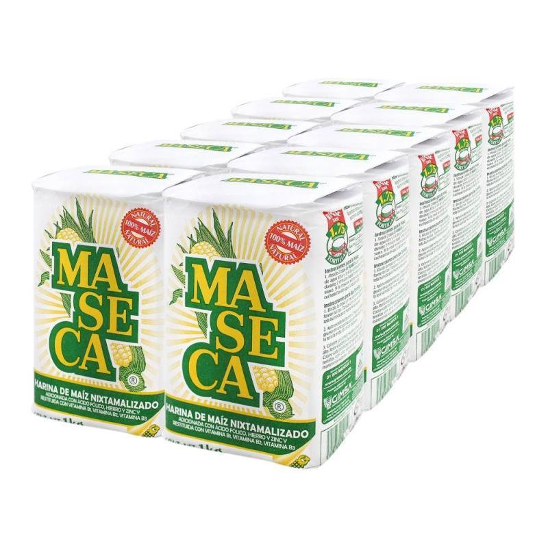 MASECA, vitt majsmjöl för tortillas