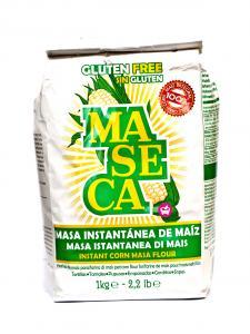 Maseca är det perfekta majsmjölet för att göra tortillas och andra typiska mexikanska rätter