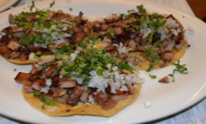 mexikansk tacos recept