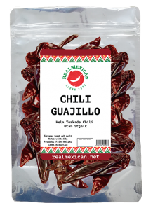 Chili Guajillo, RealMexican,  50 g