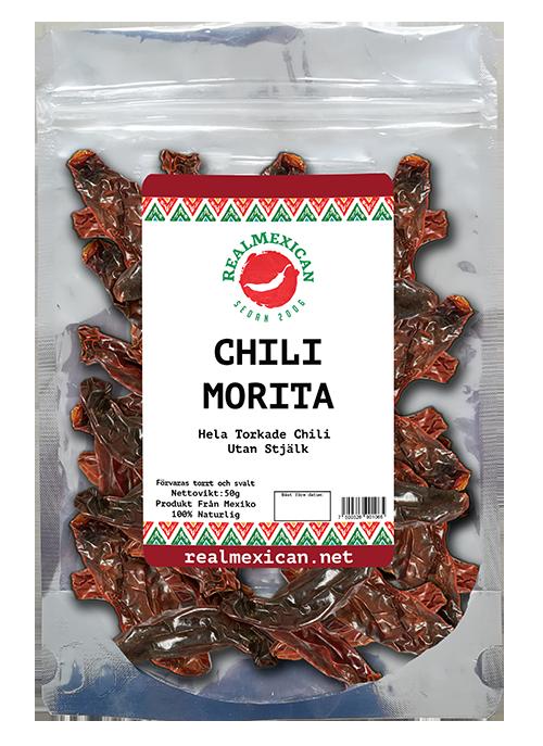 Chile Morita, RealMexican, 50 g