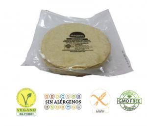 Glutenfria tortillabröd, utan GMO