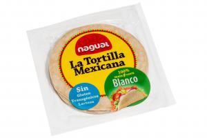 Majstortillas för tacos, glutenfria, utan GMO, 15 cm i diameter