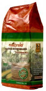 """Gluten och GMO fri vita majsmjöl för tortillas, 1kg, """"Naturelo"""""""