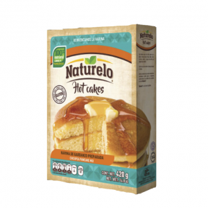 Naturelo Best Hot Cakes mix