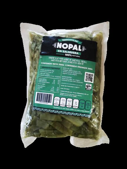 Nopalitos, Kaktusblad i Skivor, 1,2 kg