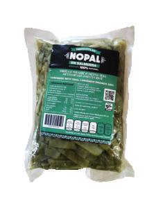 Nopalitos, Kaktusblad i Skivor, 500 g